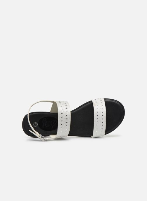 Sandalen I Love Shoes THOSANGE weiß ansicht von links