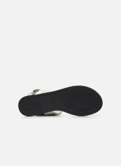 Sandalen I Love Shoes THOSANGE weiß ansicht von oben