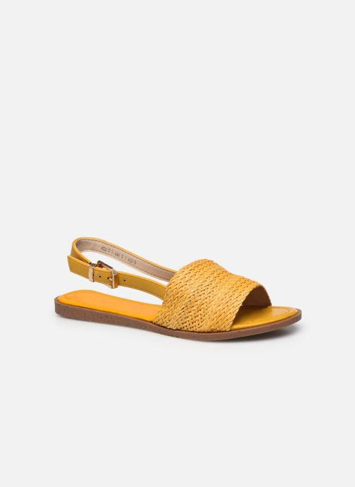 Sandalias I Love Shoes THUMMER Amarillo vista de detalle / par