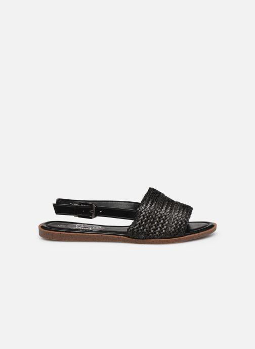 Sandalias I Love Shoes THUMMER Negro vistra trasera