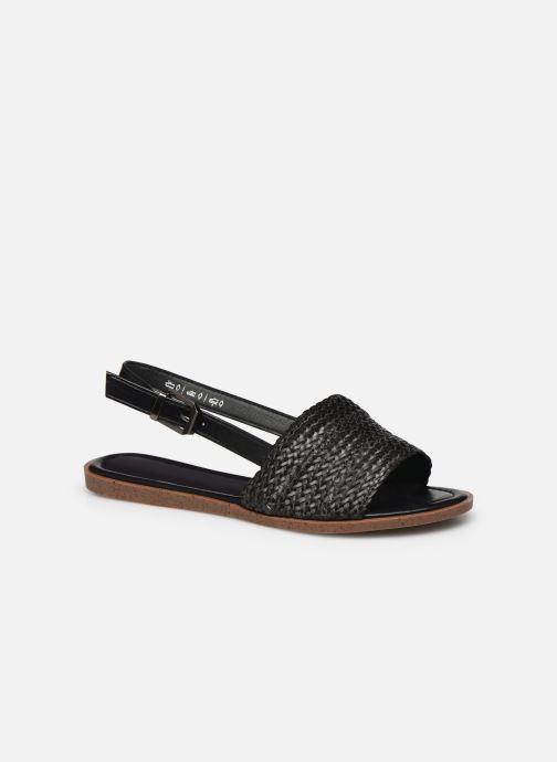 Sandalias I Love Shoes THUMMER Negro vista de detalle / par