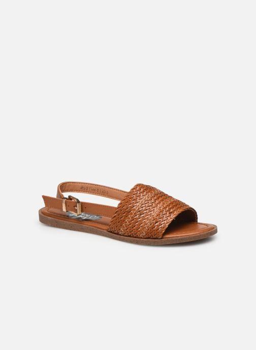 Sandalen I Love Shoes THUMMER braun detaillierte ansicht/modell