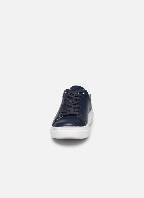 Deportivas I Love Shoes THIMOR Azul vista del modelo