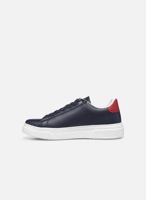 Deportivas I Love Shoes THIMOR Azul vista de frente