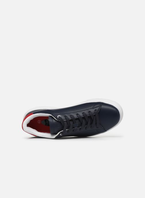 Deportivas I Love Shoes THIMOR Azul vista lateral izquierda