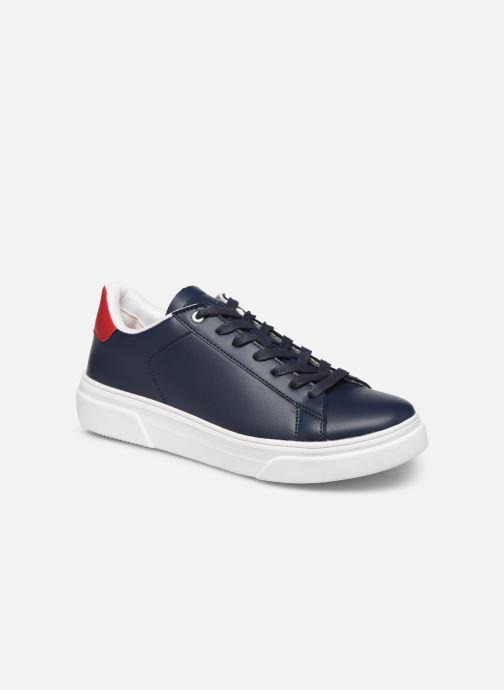 Baskets I Love Shoes THIMOR Bleu vue détail/paire