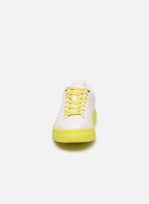 Deportivas I Love Shoes THIMOR Blanco vista del modelo
