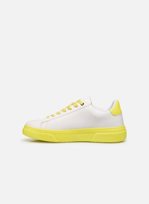 Deportivas I Love Shoes THIMOR Blanco vista de frente