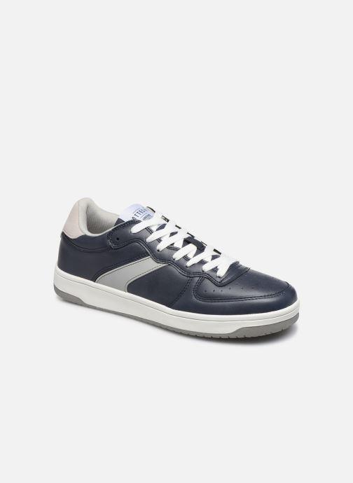 Baskets I Love Shoes THALENT Bleu vue détail/paire