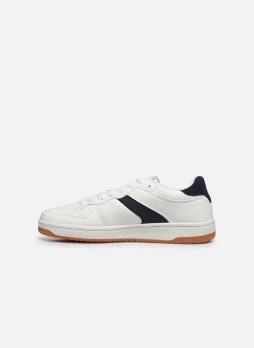Deportivas I Love Shoes THALENT Blanco vista de frente
