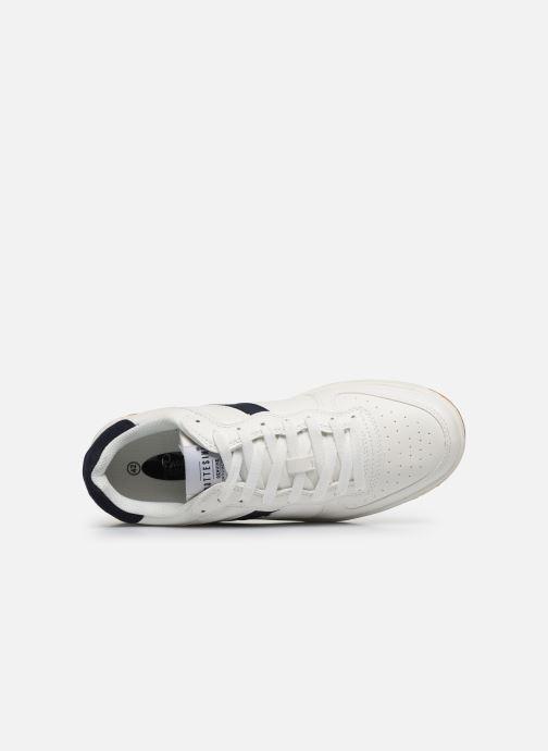 Deportivas I Love Shoes THALENT Blanco vista lateral izquierda