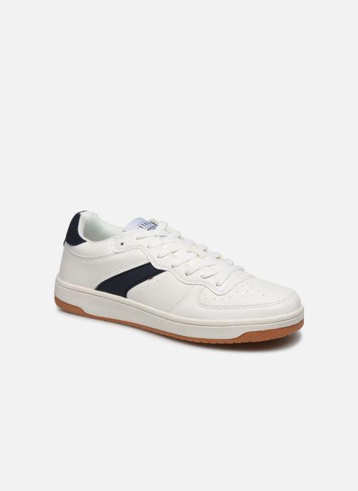Baskets I Love Shoes THALENT Blanc vue détail/paire