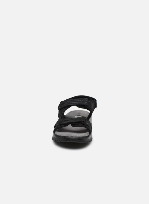 Sandales et nu-pieds I Love Shoes THUMO Noir vue portées chaussures