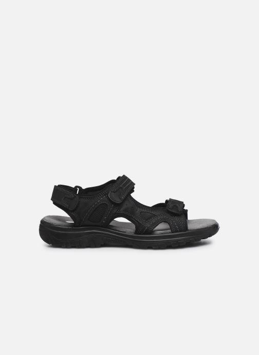Sandales et nu-pieds I Love Shoes THUMO Noir vue derrière