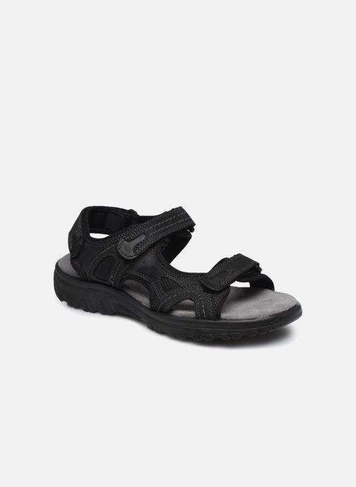 Sandales et nu-pieds I Love Shoes THUMO Noir vue détail/paire