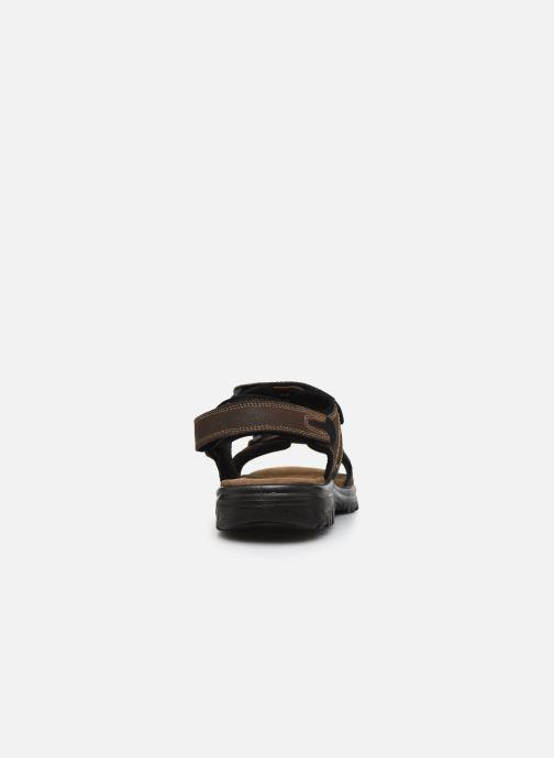 Sandalias I Love Shoes THUMO Marrón vista lateral derecha