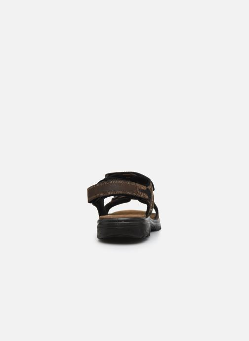 Sandalen I Love Shoes THUMO LEATHER Bruin rechts