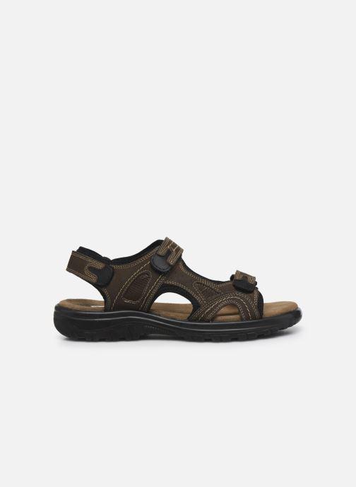 Sandalen I Love Shoes THUMO LEATHER Bruin achterkant
