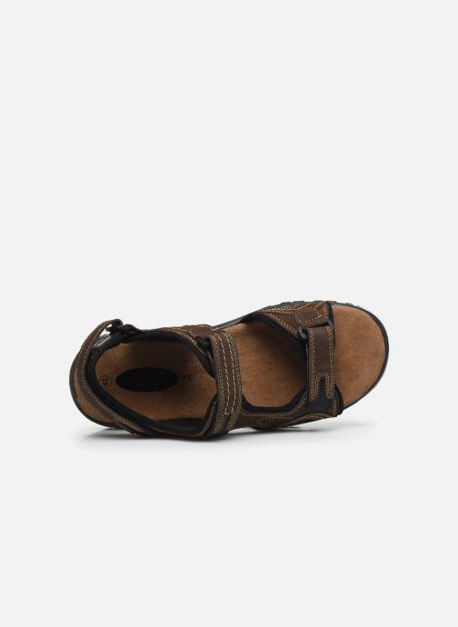 Sandalen I Love Shoes THUMO Bruin links