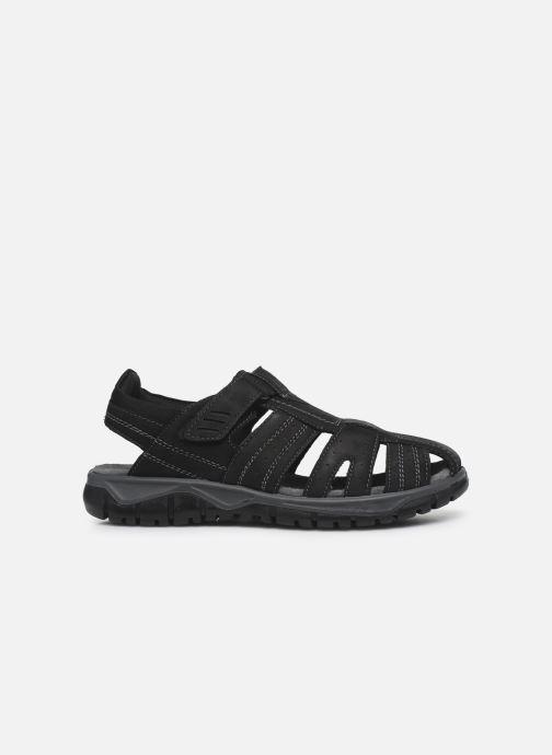 Sandales et nu-pieds I Love Shoes THIVO LEATHER Noir vue derrière