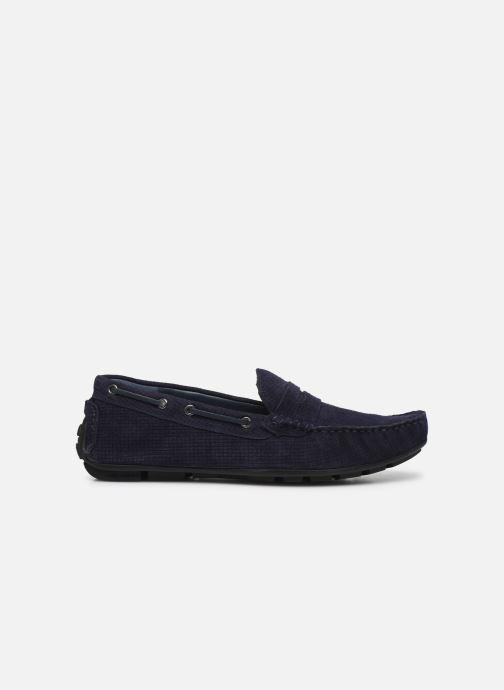 Mocasines I Love Shoes THEMOK LEATHER Azul vistra trasera