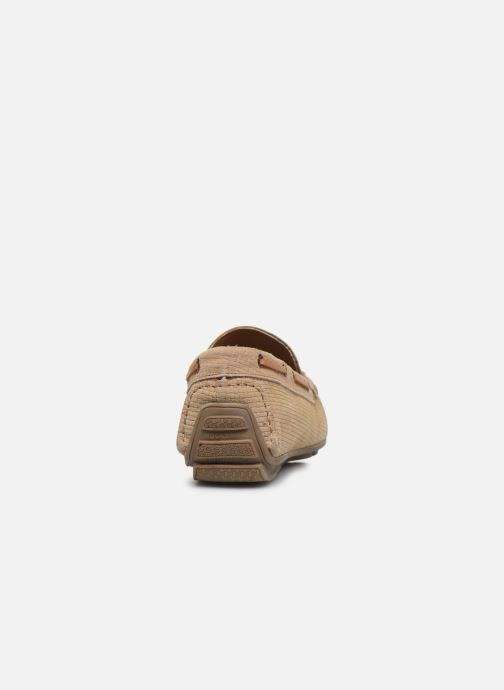 Mocasines I Love Shoes THEMOK LEATHER Beige vista lateral derecha