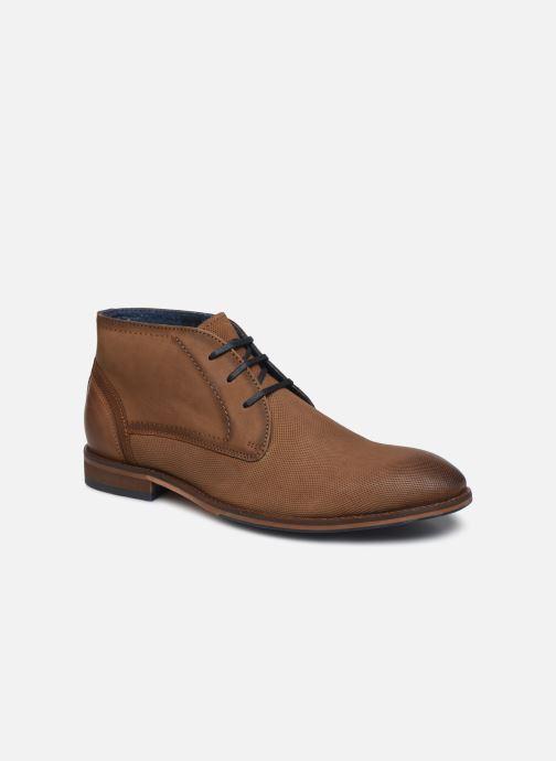 Botines  I Love Shoes THEVEN LEATHER Marrón vista de detalle / par
