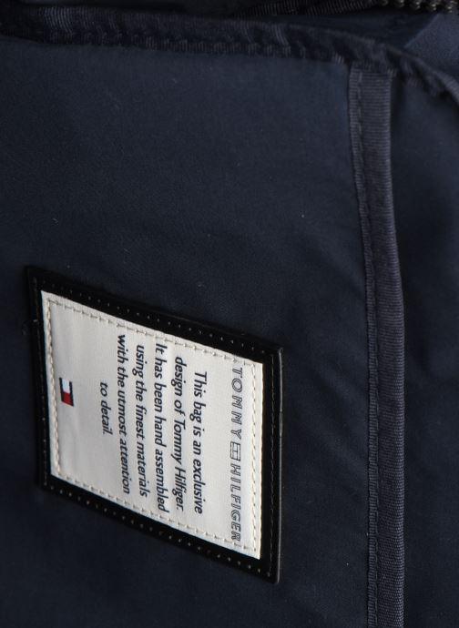 Rucksäcke Tommy Hilfiger MODERN NYLON BACKPACK blau ansicht von hinten