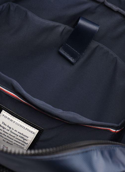 Laptoptaschen Tommy Hilfiger MODERN NYLON CONV COMPUTER BAG blau ansicht von hinten