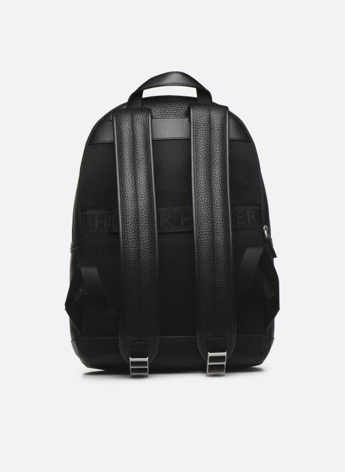 Sacs à dos Tommy Hilfiger TH DOWNTOWN BACKPACK Noir vue face