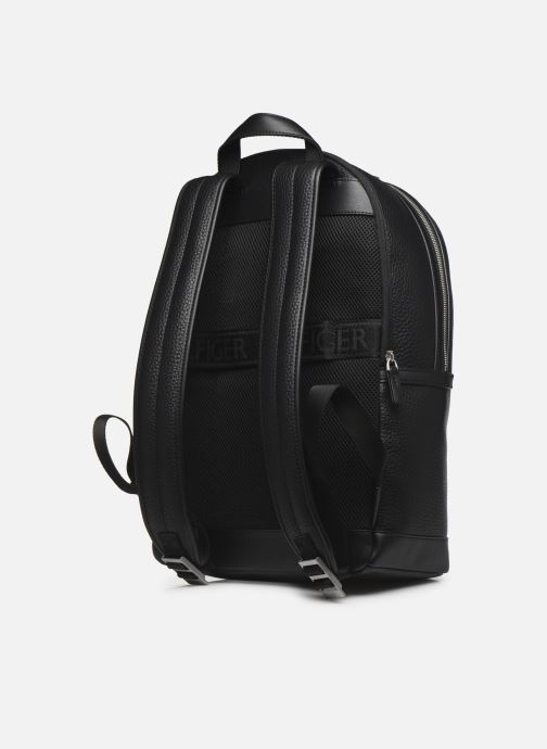 Sacs à dos Tommy Hilfiger TH DOWNTOWN BACKPACK Noir vue droite