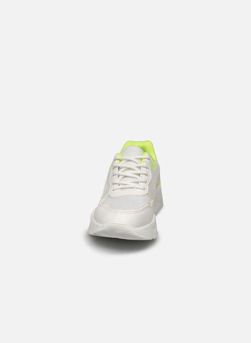 Deportivas I Love Shoes Thendance Blanco vista del modelo