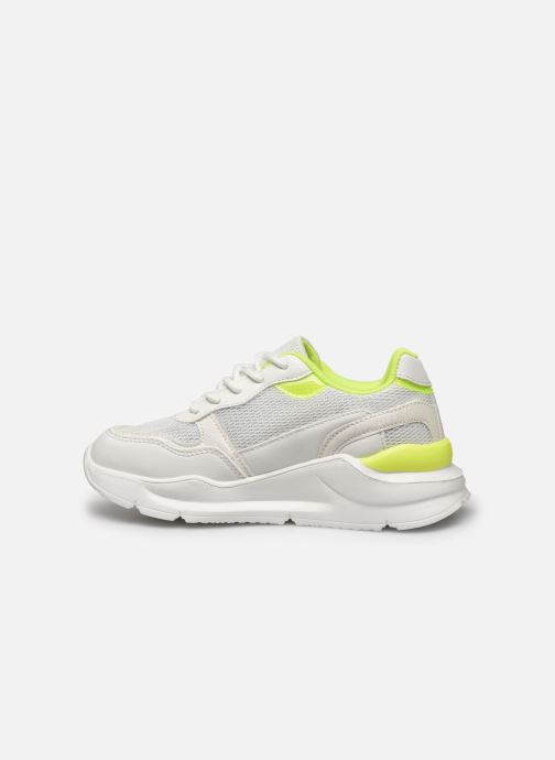 Sneakers I Love Shoes Thendance Bianco immagine frontale