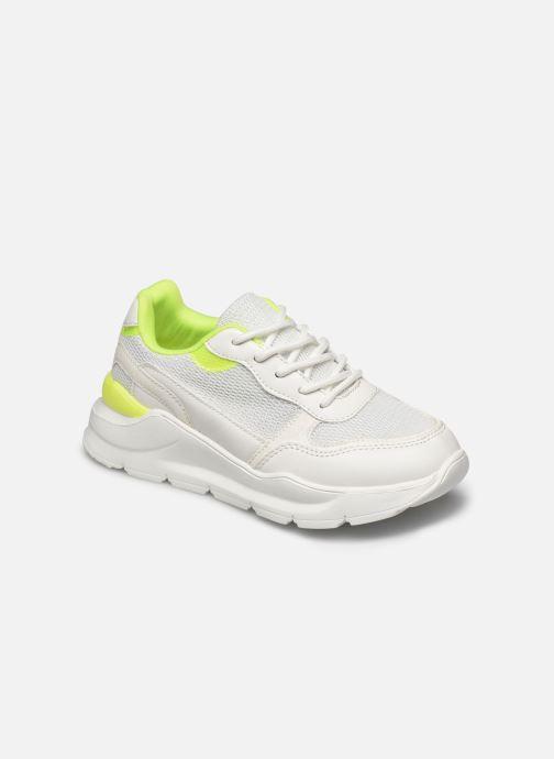 Deportivas I Love Shoes Thendance Blanco vista de detalle / par