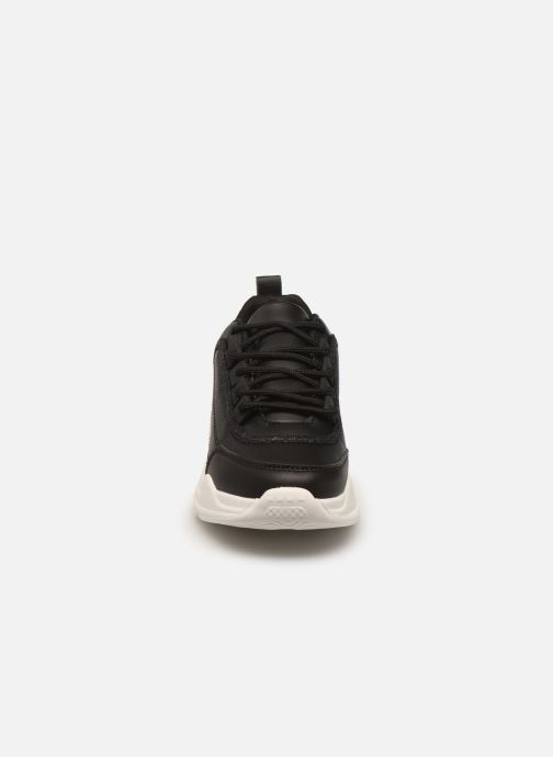Deportivas I Love Shoes Thila Negro vista del modelo