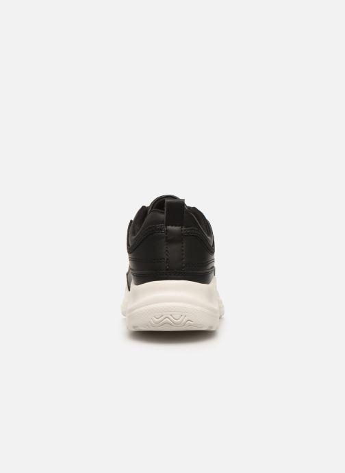 Deportivas I Love Shoes Thila Negro vista lateral derecha