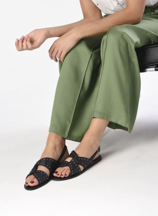 Sandalias I Love Shoes KEPIK Leather Negro vista de abajo