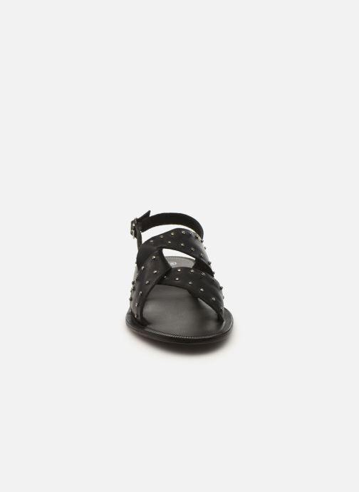 Sandalias I Love Shoes KEPIK Leather Negro vista del modelo