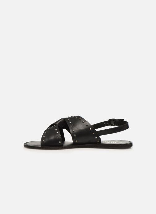 Sandalias I Love Shoes KEPIK Leather Negro vista de frente