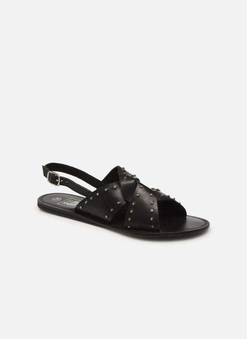 Sandalen I Love Shoes KEPIK Leather schwarz detaillierte ansicht/modell