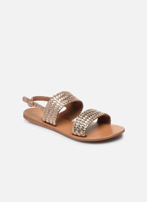 Sandales et nu-pieds I Love Shoes KETRO Leather Rose vue détail/paire