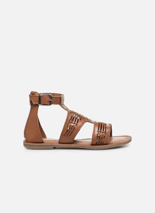 Sandali e scarpe aperte I Love Shoes KEPLEIN Leather Marrone immagine posteriore