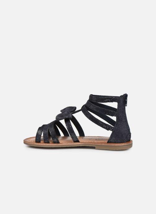 Sandales et nu-pieds I Love Shoes KENOEUD Leather Bleu vue face
