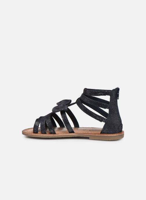 Sandalias I Love Shoes KENOEUD Leather Azul vista de frente