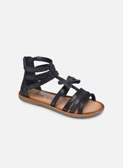 Sandales et nu-pieds I Love Shoes KENOEUD Leather Bleu vue détail/paire