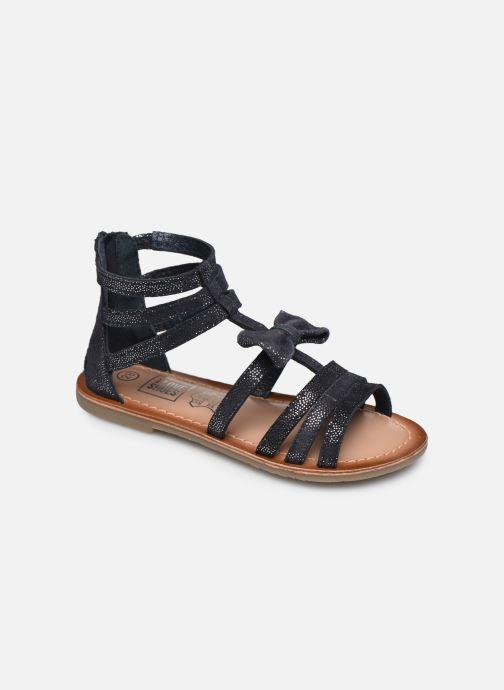 Sandalias I Love Shoes KENOEUD Leather Azul vista de detalle / par