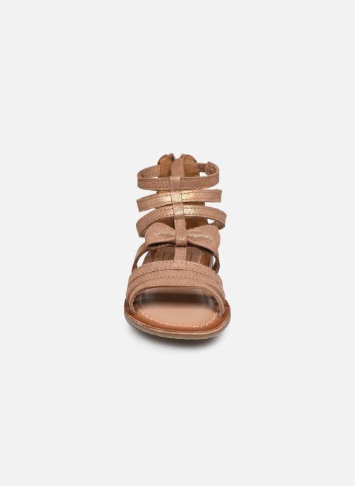Sandali e scarpe aperte I Love Shoes KENOEUD Leather Beige modello indossato