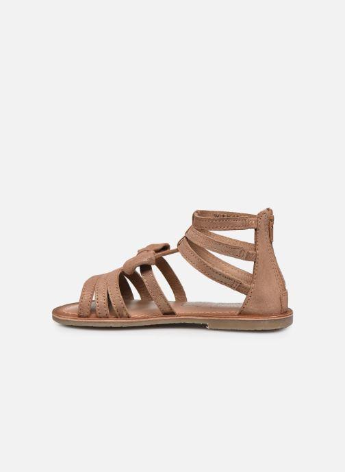 Sandali e scarpe aperte I Love Shoes KENOEUD Leather Beige immagine frontale