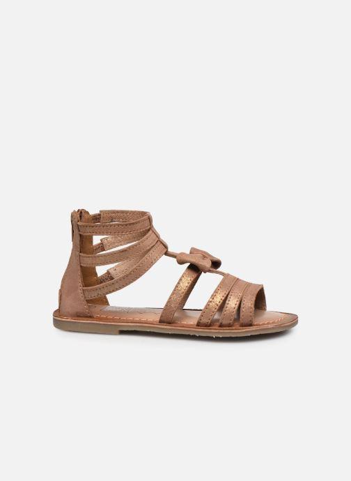 Sandali e scarpe aperte I Love Shoes KENOEUD Leather Beige immagine posteriore