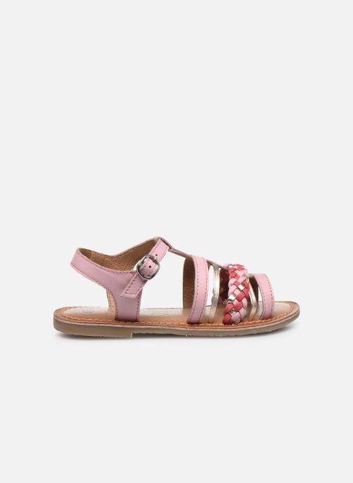 Sandali e scarpe aperte I Love Shoes KETCHI Leather Rosa immagine posteriore